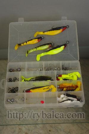 фото силиконовые приманки для рыбалки