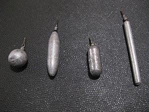 Грузило для дроп шота