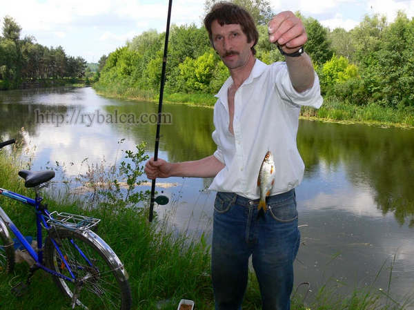 Рыбалка. ловля плотвы