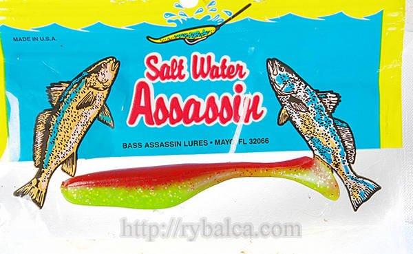 Фото6.Приманки BASS ASSASSIN