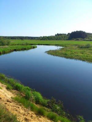 река в Тверской области Торопецком районе