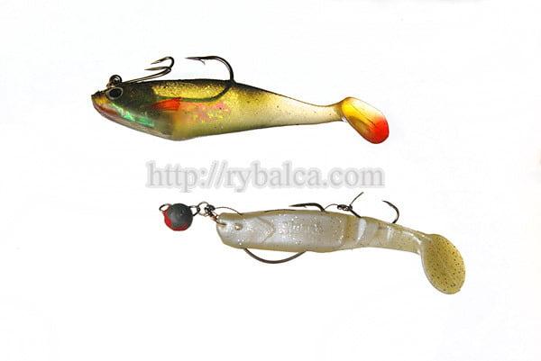 силиконовые оснастки для рыбалки
