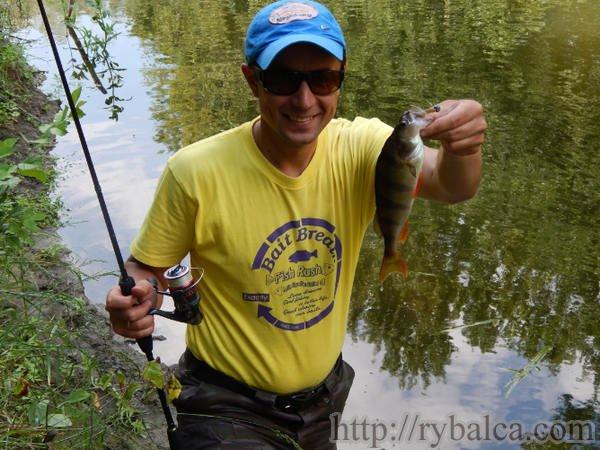 Рыбалка. Ловля на микроджиг