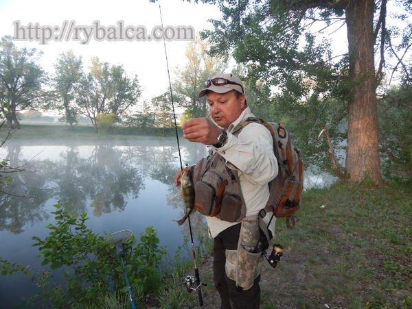 Рыбалка на дропшот