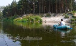 Рыбалка Ворскла