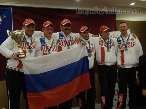 Серебро - Россия