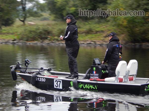 Чемпионат Мира спиннинг с лодки 2013