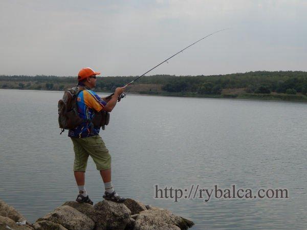 Туризм. Софийское водохранилище