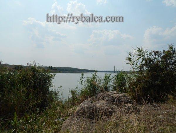 Софийское (Софиевское) водохранилище
