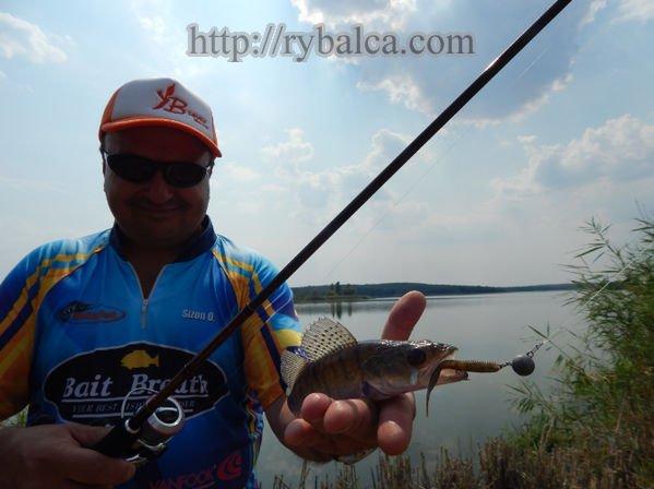 Рыболовный туризм. Софийское водохранилище