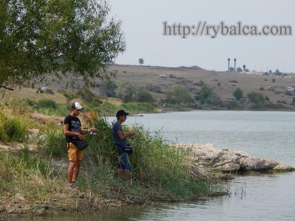 Софиевское водохранилище