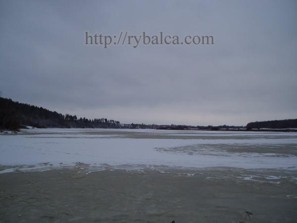 Озеро Белое, Рязанская область