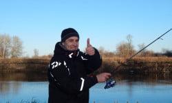 Алексей Лисица, Спиннинг зимой
