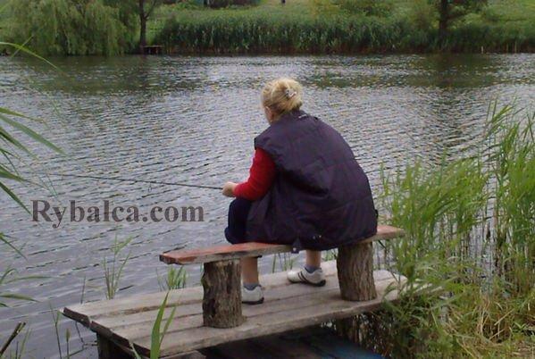 Рыбалка маховая удочка