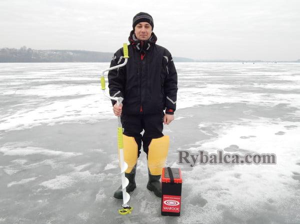 Сапоги для зимней рыбалки